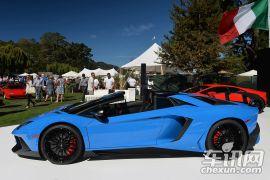 兰博基尼-Aventador 2015