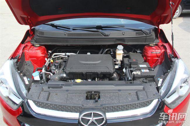 5l自然进气发动机,最大扭矩为146nm.