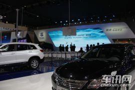 2015成都国际车展花絮-长安活动彩排