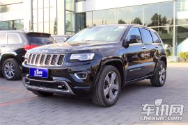 Jeep-大切诺基 3.6L豪华运动版