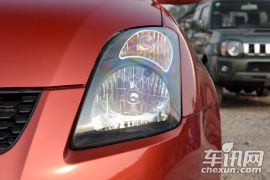 长安铃木-雨燕-1.5L 手动时尚型  ¥7.08