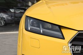 奥迪-奥迪TT-TT Coupe 45 TFSI quattro