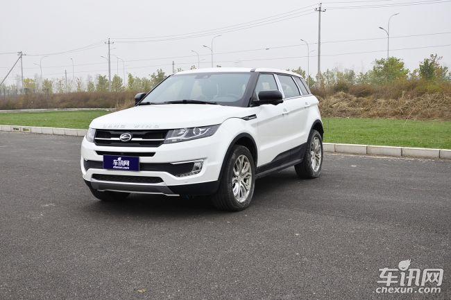 陆风X7汽车平价销售12.98万起 可试乘试驾