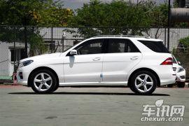 奔驰-奔驰M级-ML 400 4MATIC动感型  ¥91.6
