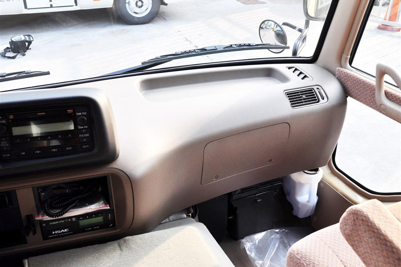 丰田考斯特商政车 多款改装实拍即兴车