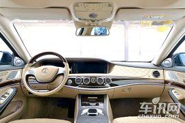 奔驰迈巴赫-迈巴赫S级-S 600  ¥288.8