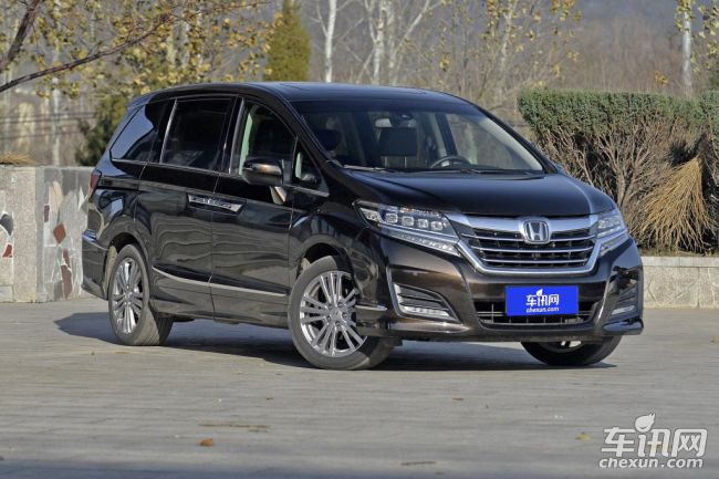 武汉本田艾力绅优惠0.41万元 店内现车在售