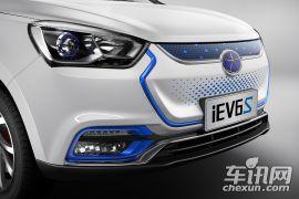 江淮汽车-江淮IEV6S