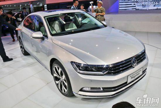 2017新款大众迈腾开年促销最低价格 现车
