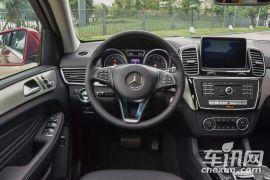 奔驰-GLE-GLE 400 4MATIC 运动SUV