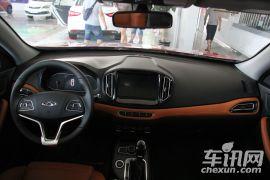 奇瑞汽车-瑞虎7-基本型