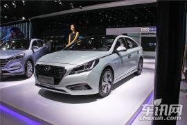 北京现代— 索纳塔九 hybrid