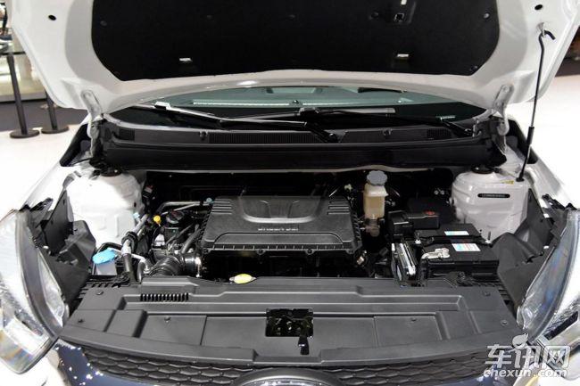 5l自然吸气发动机,最大功率83kw,峰值扭矩146n·m.