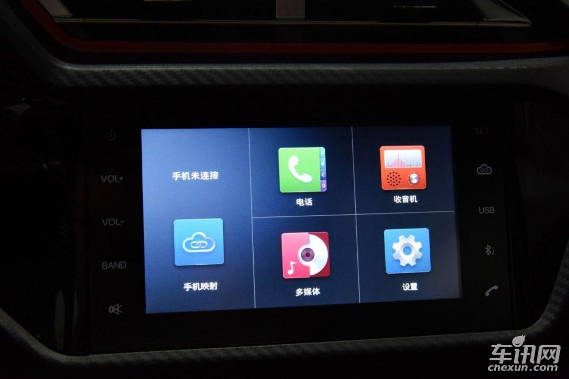 奇瑞瑞虎3X预售价发布 预售6.397.99万起