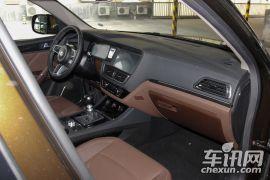 众泰汽车-众泰T600-运动版 1.5T 手动尊贵型