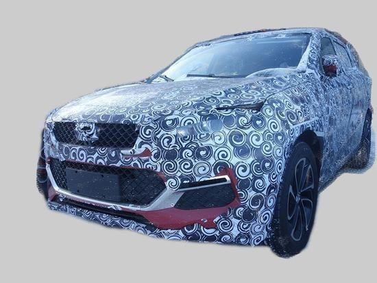 凯翼X7路试谍照曝光 未来中型SUV竞争激烈