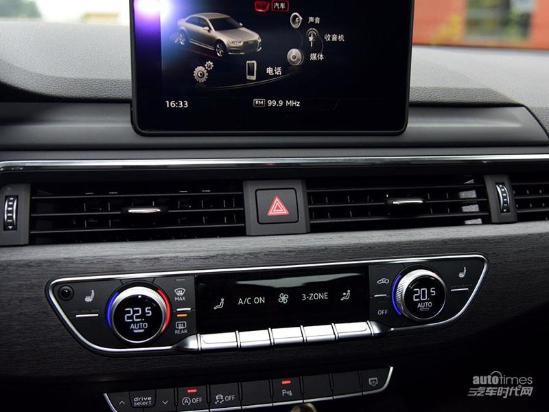 新款奥迪A4L强劲的动力价格冰点您值得拥有