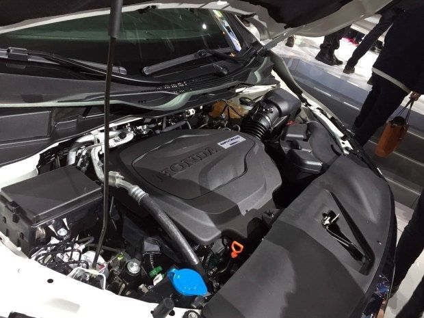 本田美版新奥德赛 搭升级V6 i-VTEC发动机