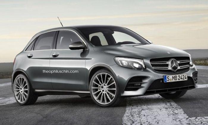 奔驰品牌新车计划曝光 或将推出多款新车