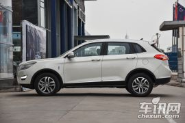 北京汽车-绅宝X65-2.0T 自动精英型
