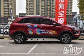 北京汽车-绅宝X25-1.5L 手动精英版