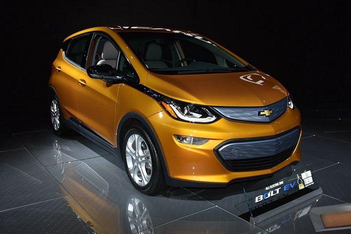 雪佛兰将基于Bolt推SUV车型 搭载纯电动