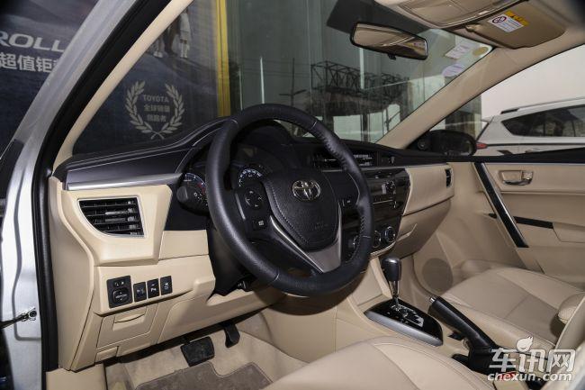 丰田卡罗拉全系优惠促销最低价降价售全国