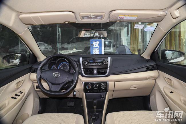 一汽丰田威驰最高优惠1.1万元 现车充足