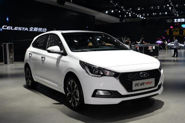 北京现代悦纳RV购车手册 新车细节大汇总