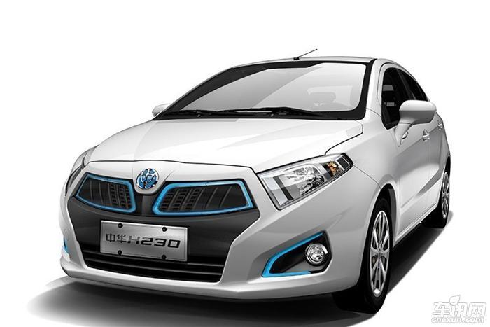 中华H230新能源车上市 售16.98-17.98万元