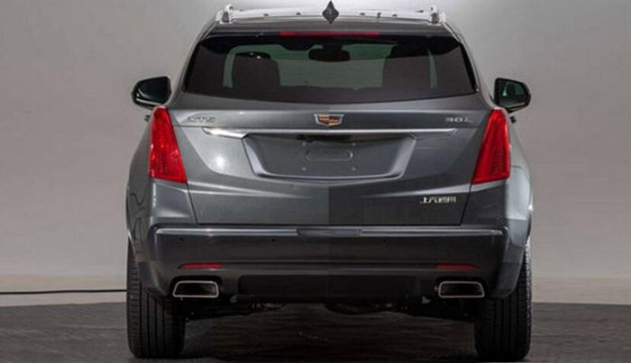 XT5混动版车型申报图曝光 或于今年内上市