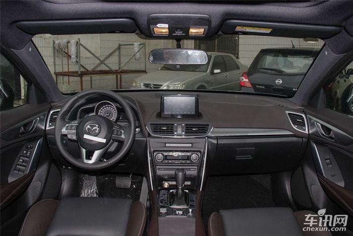 马自达CX-4探索版3月1日上市 仅发售1800辆