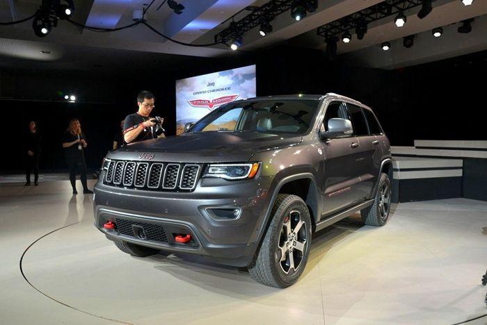 新大切诺基3月22日上市 增加Trailhawk车型