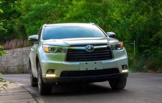 老款丰田汉兰达 限数量 现车优惠售全国