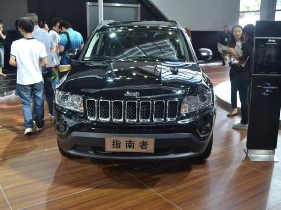 指南者(进口)jeep指南者价格 裸车价格