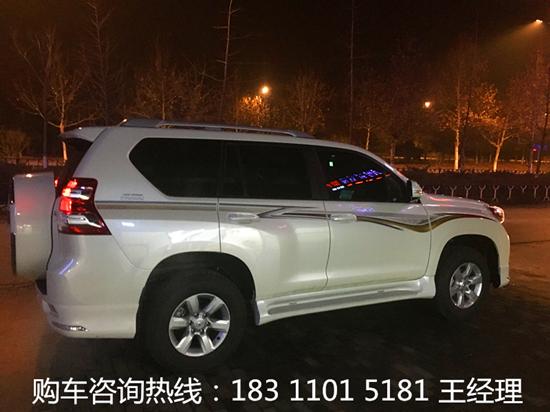 丰田霸道2.7多少钱中东版霸道2700价格
