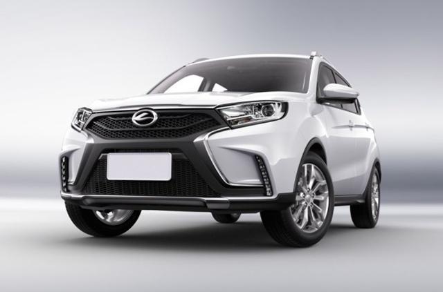 陆风全新小型SUV官图发布 上海车展亮相