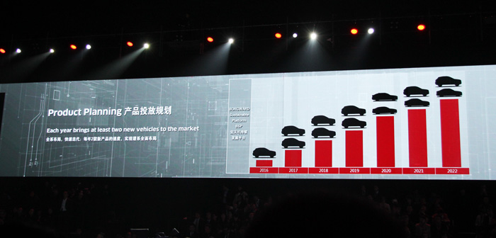 曝宝沃未来规划 BX7电动版或上海车展亮相