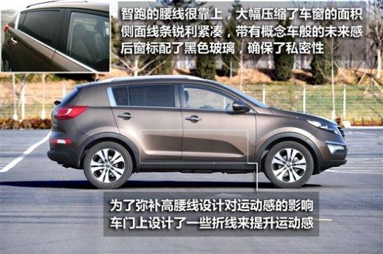 起亚智跑报价以及优惠幅度北京现车