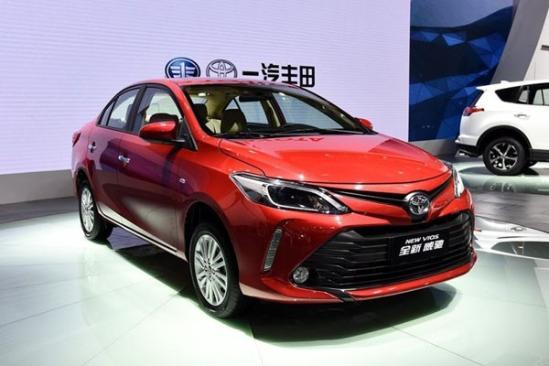 丰田威驰优惠促销活动2017款威驰新车多少钱(24小时咨询热线:)