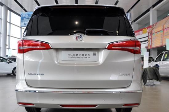 合资MPV推荐 别克GL8商旅车怎么样试驾操控性强