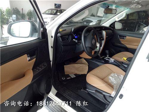 丰田穿越者2700 现车齐备抄底价格出行必备