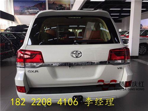 17款丰田酷路泽4000 热销SUV团购惠促销价