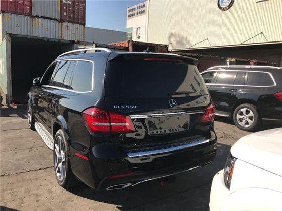 2017款奔驰GLS450越野车港口低价促销超值