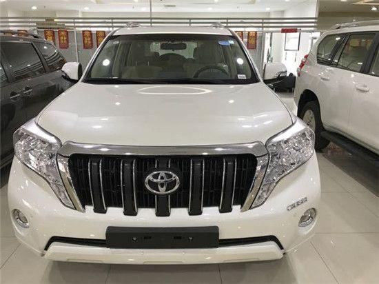 新款丰田霸道2700解析中东霸道低价促销