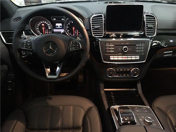 17款美规版奔驰gls450全新设计更具动感