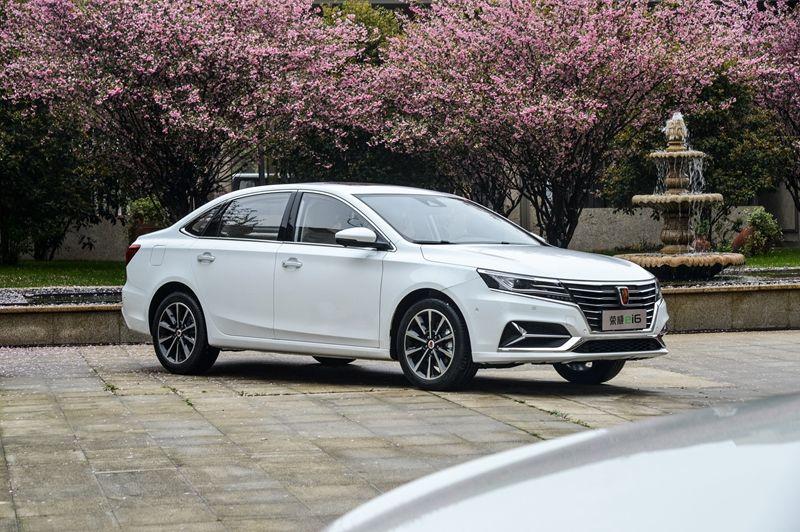 荣威ei6将于上海车展上市 续航里程超700km