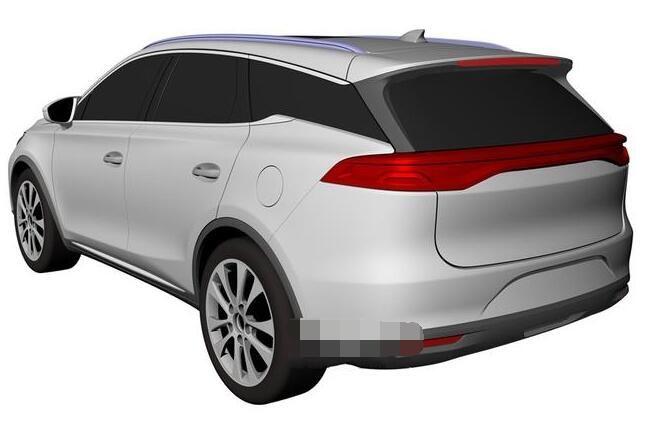 比亚迪全新SUV专利图曝光 新车4月17日亮相