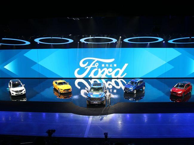 全新F-150猛禽/锐界等 福特多款新车首发