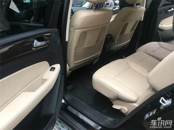 2017款奔驰GLS450 港口劲爆价更显豪华霸气